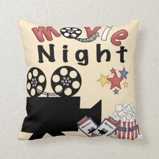 Movie Night Pillow