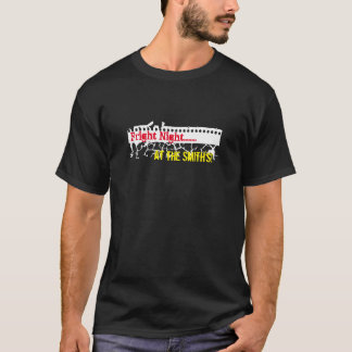 Movie Night Tshirt - Fright Night