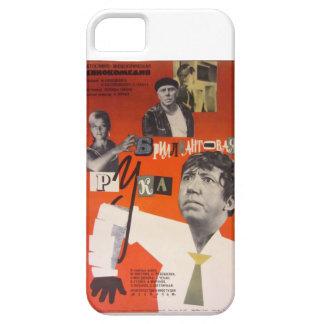 "Movie poster ""Brilliantovaya Ruka"" iPhone 5/5S Cover"