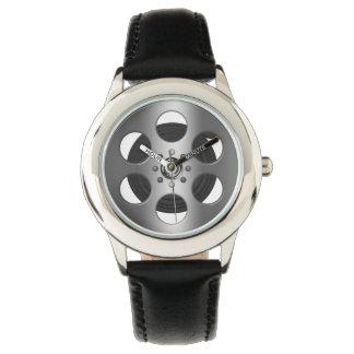Movie Reel Wristwatch