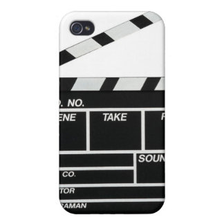 Movie Shoot iPhone 4/4S Covers