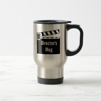 Movie Slate Clapperboard Board Mugs