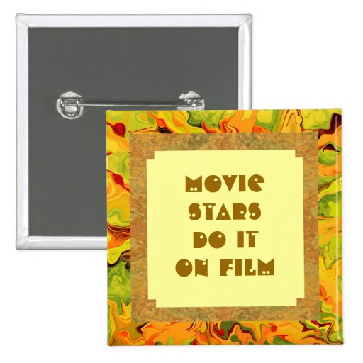 movie stars joke button