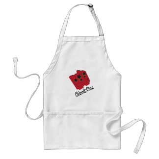 Movie Ticket Aprons