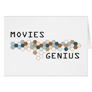 Movies Genius Card