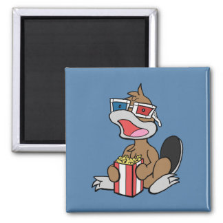 Movies Platypi Magnet