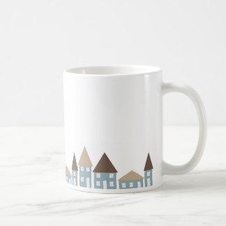 Moving Basic White Mug