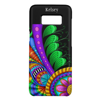 Moving Fast Barely There Galaxy 8 Case