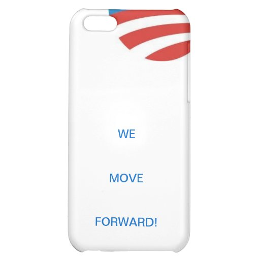 MOVING FORWARD FOR 2012 COVER FOR iPhone 5C