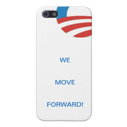 MOVING FORWARD FOR 2012 COVER FOR iPhone 5