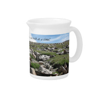 Moving Mountains Mug! Beverage Pitchers