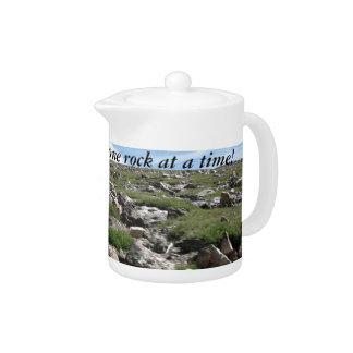 Moving Mountains Tea Pot!