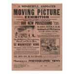 Moving Picture Exhibition Poster