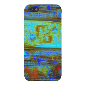 MOVING WATERS ABSTRACT CASE FOR iPhone 5