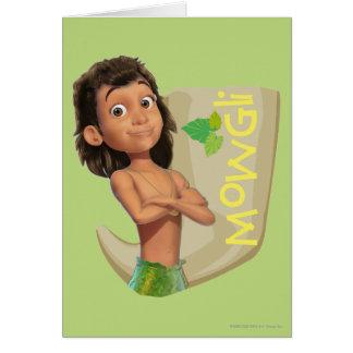 Mowgli 1 card