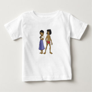 Mowgli and Shanti Disney Baby T-Shirt