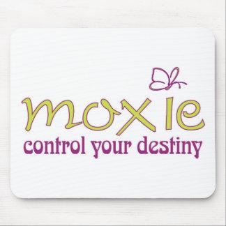 Moxie - control your destiny! mouse pad