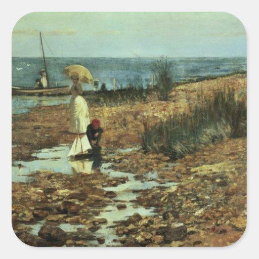Moyes Bay, Beaumaris, Victoria Sticker