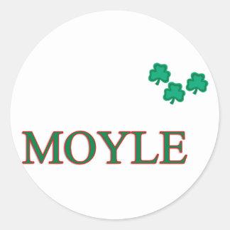 Moyle Family Sticker
