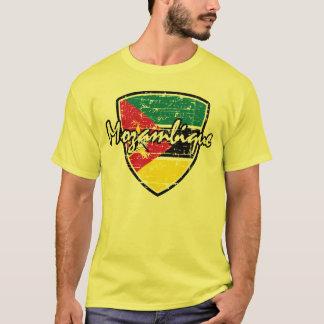 Mozambican flag shirt