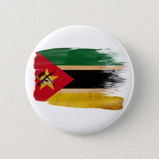 Mozambique Flag 6 Cm Round Badge