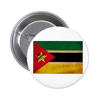 Mozambique Flag Buttons