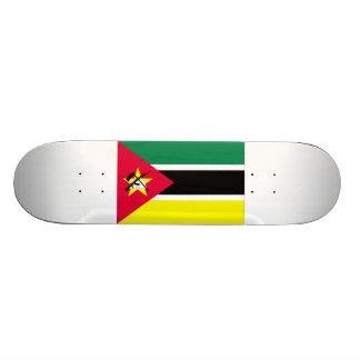 Mozambique Flag Custom Skate Board