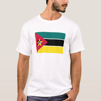 Mozambique FLAG International T-Shirt