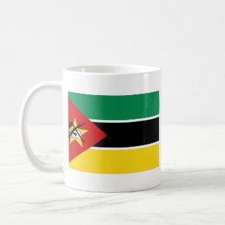 Mozambique Flag ~ Map Mug