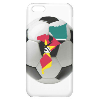 Mozambique football soccer iPhone 5C covers