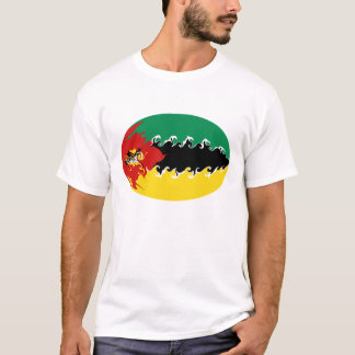 Mozambique Gnarly Flag T-Shirt