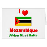 Mozambique Greeting Cards
