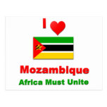 Mozambique Post Card