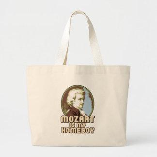Mozart Canvas Bags