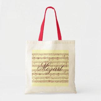 Mozart Gavotte - Budget Tote