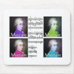 Mozart Lovers Gifts Mouse Pad