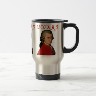 mozART Travel Mug