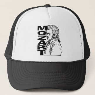 Mozart Trucker Hat