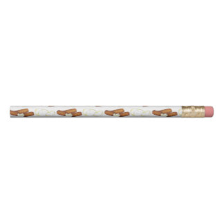 Mozzarella Cheese Sticks Junk Food Foodie Gift Pencil