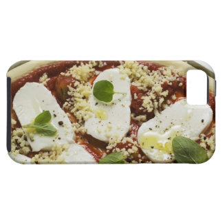 Mozzarella pizza (unbaked) iPhone 5 case