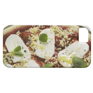 Mozzarella pizza (unbaked) iPhone 5 covers