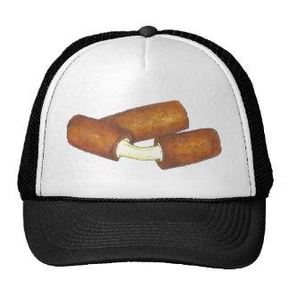 Mozzarella Sticks Cheese Junk Food Foodie Hat