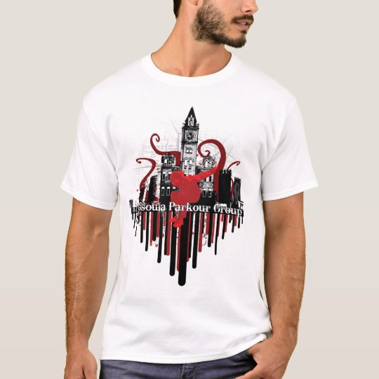 MPG - Bleeding Cityscape T-Shirt