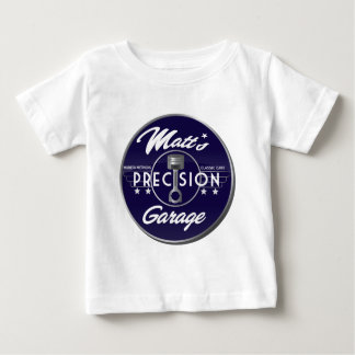MPG - Full Color Logo Baby T-Shirt
