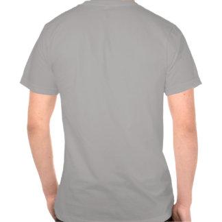 MPG Truck back, logo front, dark Tee Shirts