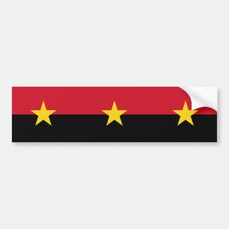 Mpla, Angola Bumper Stickers