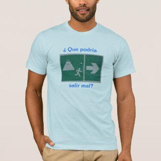 MPMS Ecuador 2012 T-Shirt