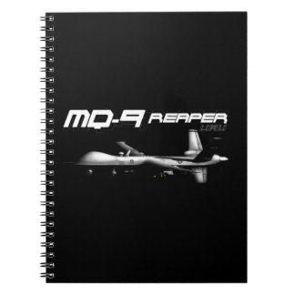MQ-9 Reaper Note Book