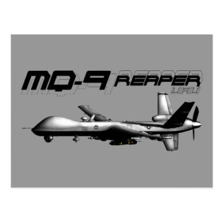 MQ-9 Reaper Postcards