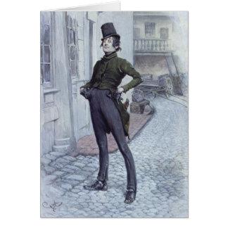 Mr. Alfred Jingle Card